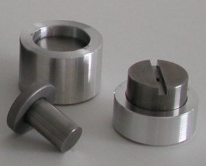 piston, base plug, piston support