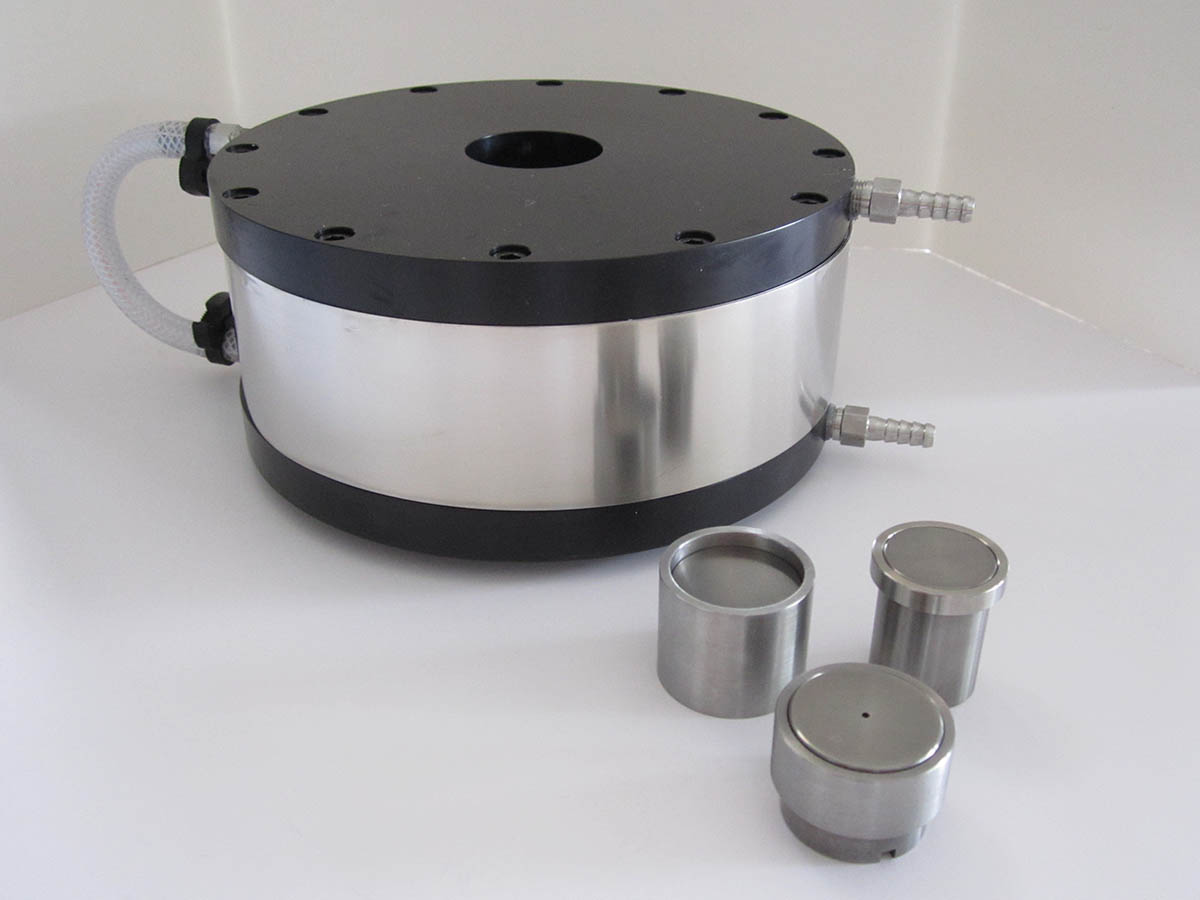 QUICKpress Accessories and Replacement Parts - Pressure Plate with Parts